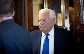 فلسطين: ندرس تقديم شكوى لدى الجنائية الدولية ضد سفير أمريكا في إسرائيل