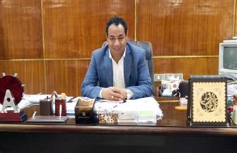 رئيس الجهاز:  توصيل الشبكة الرئيسية للغاز بمدينة المنيا الجديدة