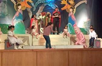 """""""رقصة الفئران الأخيرة"""" عرض لمسرح الطفل بفرع ثقافة الدقهلية"""