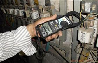 تحرير 3651 قضية سرقة تيار كهربائي