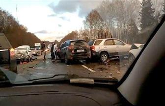 إصابة 26 شخصا إثر تصادم حافلتين سياحيتين في سوتشي الروسية
