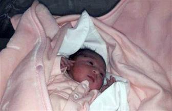 العثورعلى طفلة حديثة الولادة ملقاة بجوار الكوبري العلوي بالأقصر