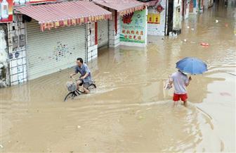 تضررأكثر من 30 ألف شخص جراء العواصف المطيرة والفيضانات جنوبي الصين
