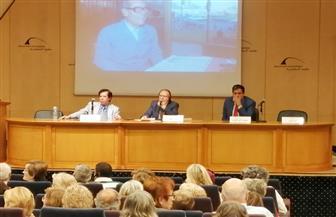 انطلاق اللقاء المصري الإسباني حول نجيب محفوظ بمكتبة الإسكندرية