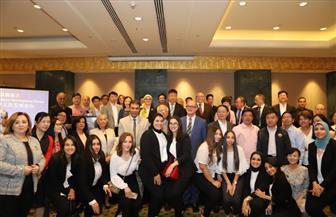 جامعة عين شمس تستضيف الدورة السابعة لمؤتمر التنمية الثقافية للعالم | صور