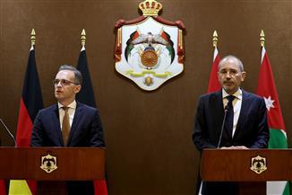 الأردن وألمانيا يؤيدان حل الدولتين لإنهاء النزاع الفلسطيني ـ الإسرائيلي