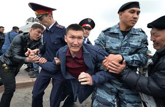 اعتقال 500 شخص في كازاخستان وسط احتجاجات على انتخابات الرئاسة