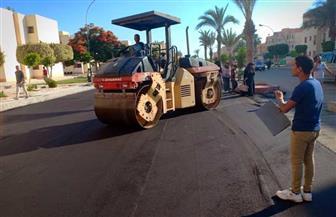 رئيس جهاز مدينة السادات: رفع كفاءة وتطوير شارع أبوبكر الصديق بطول 7 كم في الاتجاهين