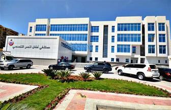 انطلاق التشغيل التجريبي للمرحلة الأولى من منظومة التأمين الصحي الشامل ببورسعيد |صور