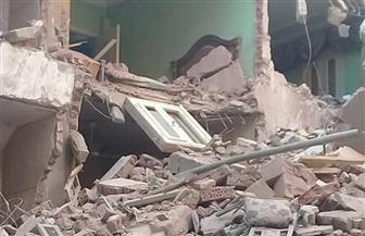 النيابة تبدأ تحقيقات موسعة في حادث انهيار عقار في إمبابة