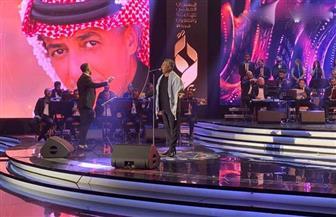 عمر العبداللات يفتتح حفلات مهرجان جرش بعد تكريمه في مهرجان الإذاعة والتليفزيون | صور