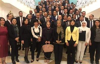 """""""تنسيقية شباب الأحزاب والسياسيين"""" تهنئ الشعب المصري بثورة 30 يونيو"""