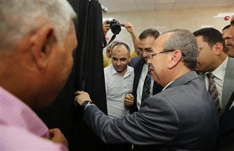 محافظ كفر الشيخ يفتتح مركز الغسيل الكلوي بقرية سنهور المدينة بتكلفة 12 مليون جنيه | صور