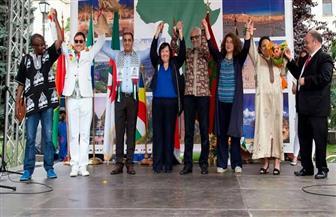 سفير مصر في بلغاريا يشارك في تنظيم احتفالية بمناسبة يوم إفريقيا | صور