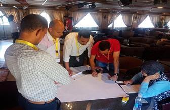 """ورشة عمل لتدريب كوادر """"التنمية المحلية"""" بسوهاج على كيفية إطلاق مبادرات تنموية   صور"""