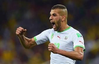 أمم إفريقيا.. إسلام سليماني يقود تشكيل منتخب الجزائر أمام تنزانيا