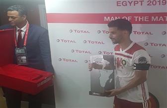 """""""بوصوفة"""" أفضل لاعب في مباراة المغرب وجنوب إفريقيا"""