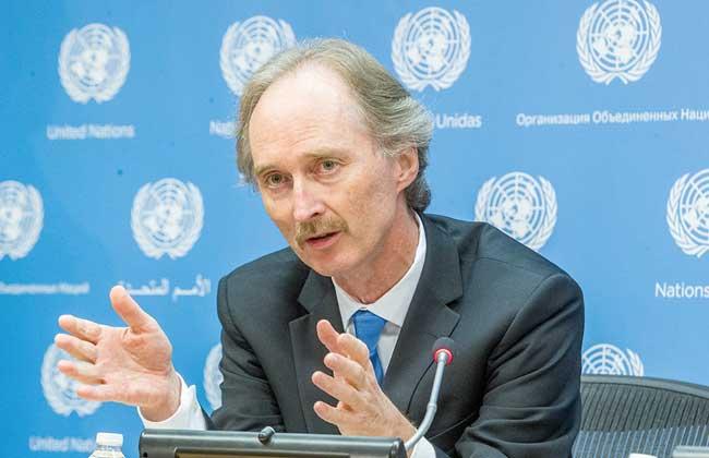 الأمم المتحدة: اللجنة الدستورية السورية تجتمع في جنيف 25 نوفمبر -