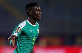 إدريسا أفضل لاعب في مباراة السنغال وبنين