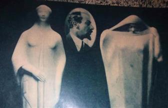 """صور نادرة لتمثالي """"الأميرة"""" و""""الفلاحة"""" للفنان محمود مختار قبل بيعهما في المزاد"""