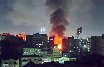 تفاصيل جديدة في حادث حريق كنيسة حدائق القبة| فيديو