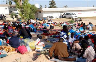 الأمم المتحدة: إخلاء مركز للمهاجرين في طرابلس تعرض للقصف