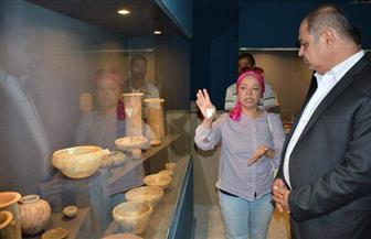 الآثار تقترب من الانتهاء من أعمال تطوير متحف طنطا القومي