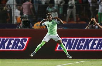 تشيكويزي أفضل لاعب في مباراة نيجيريا وجنوب إفريقيا