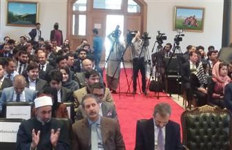 وزير الخارجية الأفغاني يعرب عن تقديره لدور مصر والأزهر الشريف| صور