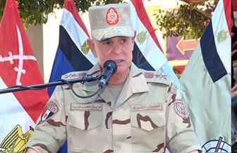 رئيس الأركان يتفقد إجراءات مكتب تنسيق القبول بالكليات والمعاهد العسكرية