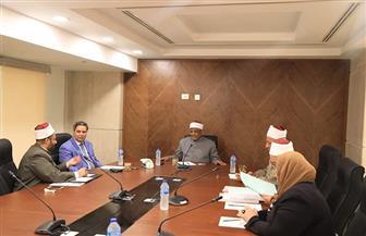 قرارات مهمة باجتماع اللجنة العليا للمصالحات الثأرية بالأزهر الشريف | صور