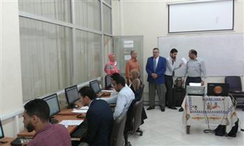 دورات تدريبية مجانية في ريادة الأعمال للطلاب الصم والبكم بجامعة الإسكندرية |صور