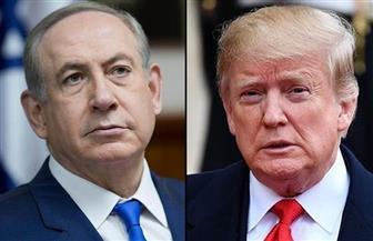"""ترامب يبحث هاتفيا مع نتانياهو الأنشطة """"الضارة"""" لإيران"""