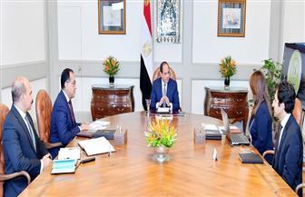 الرئيس السيسي يستعرض أنشطة وزارة التضامن الاجتماعي وبرامج الحماية الاجتماعية | فيديو