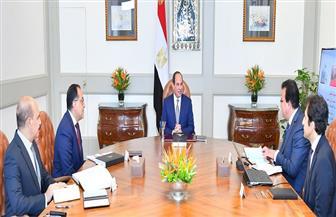 ننشر تفاصيل اجتماع الرئيس السيسي مع رئيس الوزراء ووزير التعليم العالي | فيديو