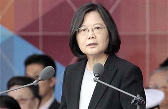 """رئيسة تايوان ترفض مبدأ """"بلد واحد ونظامان"""" في خطاب تنصيبها لولاية ثانية"""