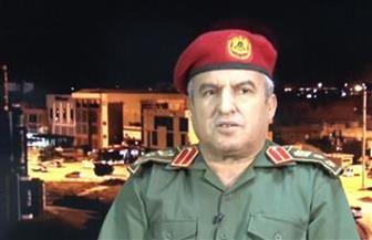 خالد المحجوب: باقى أمامنا 2 كيلو متر للوصول لقلب العاصمة طرابلس