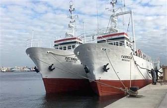 """""""التعليم العالي"""" تتلقى تقريرًا عن أول رحلة بحرية للسفينة """"سلسبيل"""" بالمتوسط"""