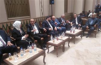 """""""النواب المصري"""" يستقبل وفدا من """"نظيره الليبي"""": العمل العسكري ليس هو الحل  صور"""
