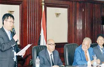 علي عوف: اتفاق مصري ـ صيني لتصنيع المواد الخام للأدوية محليا.. والتصدير للخارج