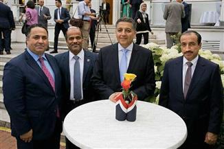 الرئاسة النمساوية تشارك باحتفالية سفارة مصر بفيينا بثورة 23 يوليو |صور