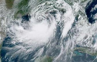 اشتداد قوة الإعصار باري قبالة لويزيانا الأمريكية