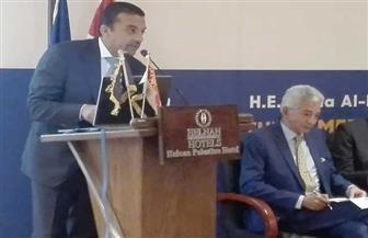 رئيس الغرفة الألمانية: نعمل على زيادة جذب الاستثمارات إلى مصر خاصة في مجال القطاع السياحي