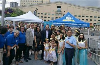 سفير مصر بكندا يشهد النسخة الثانية من المهرجان المصرى القبطى| صور