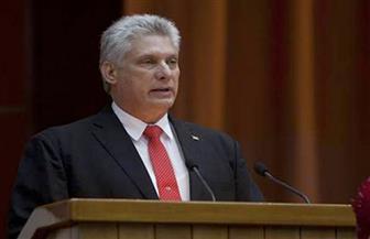 الرئيس الكوبي: أي سياسة إمبريالية لأمريكا لن تمنع تقدم كوبا