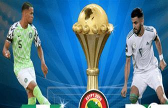 """تاريخ مواجهات الجزائر ونيجيريا قبل مواجهة اليوم بنصف نهائي """"الكان"""""""