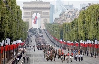 عروض مبهرة بين قوس النصر وساحة الشانزليزيه فى احتفال فرنسا بيومها الوطنى| صور