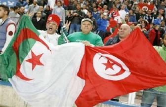 توافد مشجعي تونس والجزائر على القاهرة