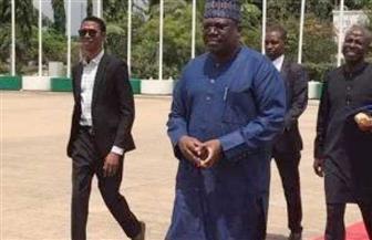 رئيس مجلس الشيوخ النيجيري يدعم النسور أمام الجزائر الليلة