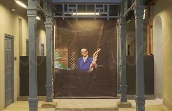افتتاح متحف نجيب محفوظ بتكية أبو الدهب | صور